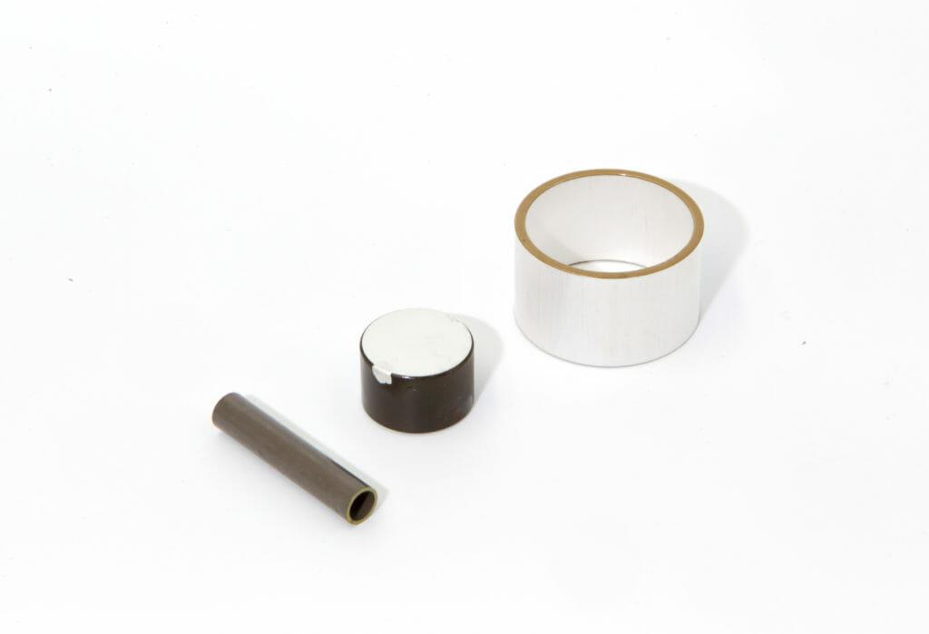 piezo tube actuators