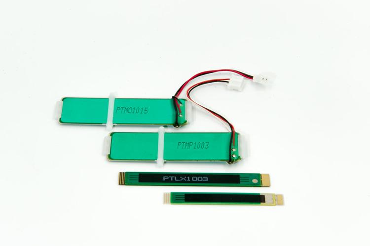piezoelectric strip actuator