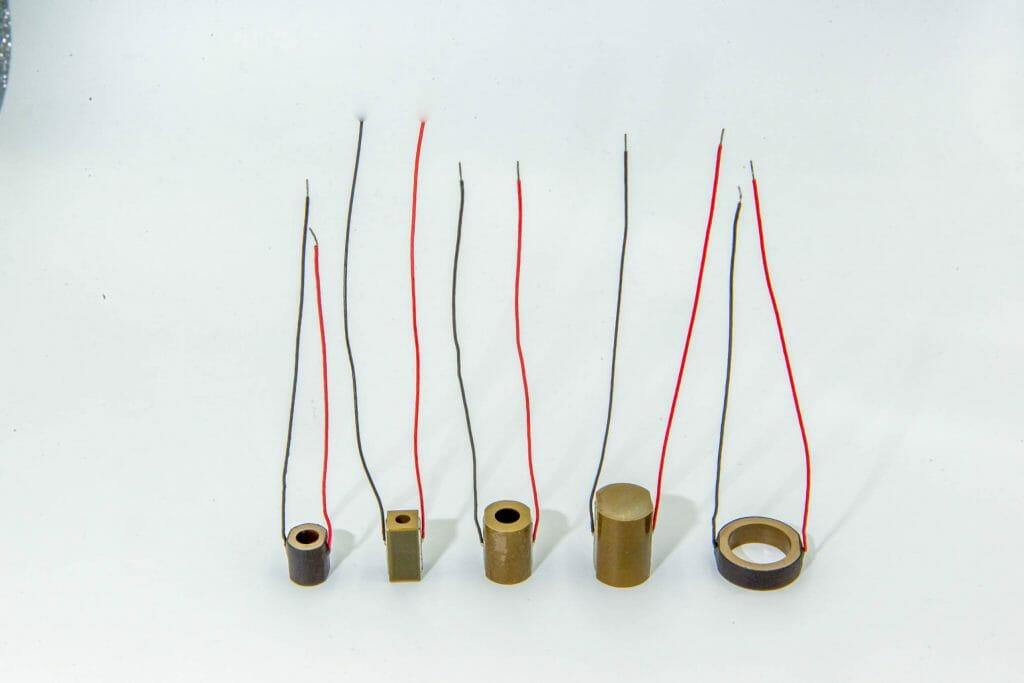 multilayer piezo actuators