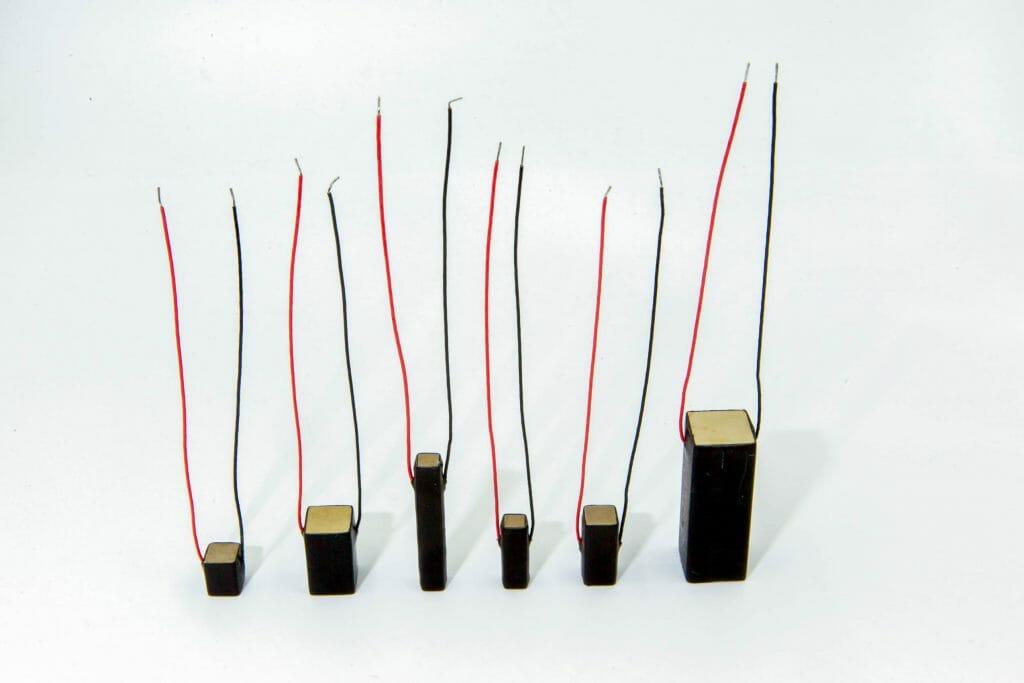 piezoelectric stack actuator