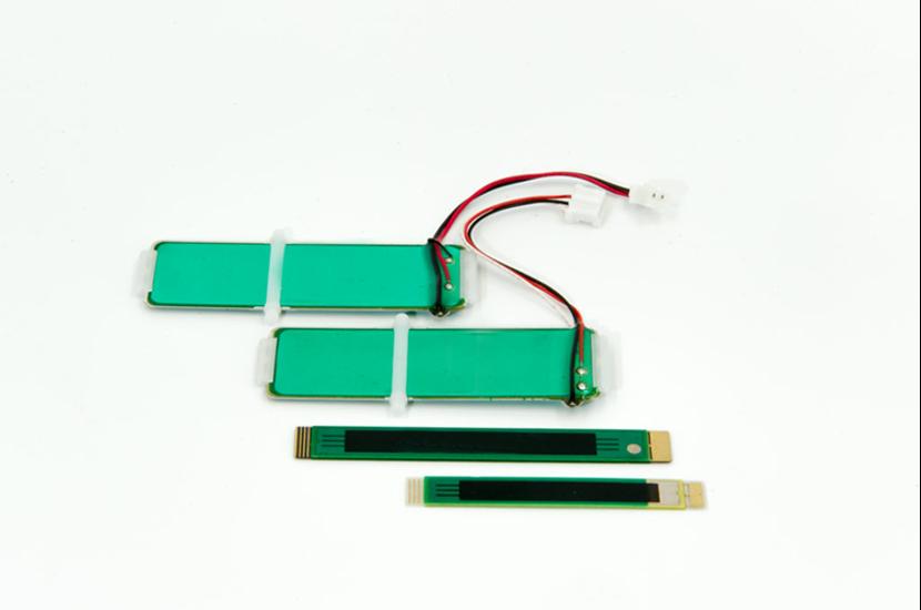 Custom piezoelectric sensor